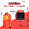 Combo 4: Bag + Isopor + Jaqueta